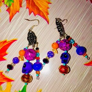 Halloween 🎃 Handmade Earrings